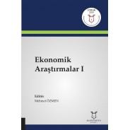 Ekonomik Araştırmalar I