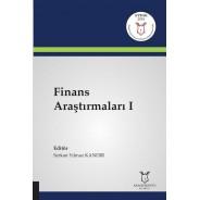 Finans Araştırmaları I