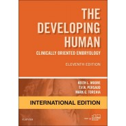The Developing Human - Clinically Oriented Embryology - Edition 11