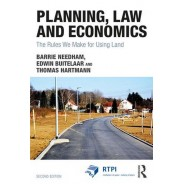 Planning, Law and Economics - The Rules We Make for Using Land