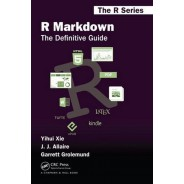 R Markdown - The Definitive Guide