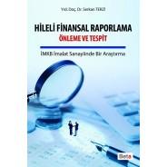 Hileli Finansal Raporlama Önleme ve Tespit