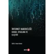 İnternet Haberciliği:Kuram,Uygulama Ve Eleştiri