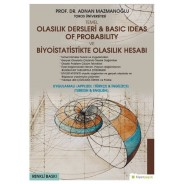 Temel Olasılık Dersleri ve Basic Ideas of Probability ve Biyoistatistikte...