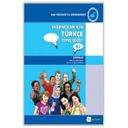 Yabancılar için Türkçe Temel Düzey A1