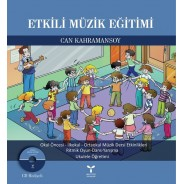 Etkili Müzik Eğitimi-CD Hediyeli