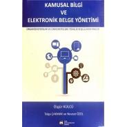 Kamusal Bilgi ve Elektronik Belge Yönetimi