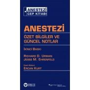 Anestezi Cep Kitabı Özet Bilgiler