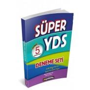 Süper YDS Deneme Seti (5'li) - Tamamı Özgün ve Çözümlü Sorular