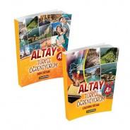 Altay Türkçe Öğreniyorum A1 Set - Yabancılara Türkçe Öğretimi Kitapları