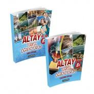 Altay Türkçe Öğreniyorum B1 Set - Yabancılara Türkçe Öğretimi Kitapları