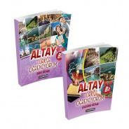 Altay Türkçe Öğreniyorum B2 Set - Yabancılara Türkçe Öğretimi Kitapları