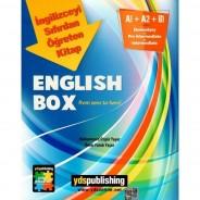 English Box - Yeni başlayanlar için Sıfırdan İngilizce Öğretimi