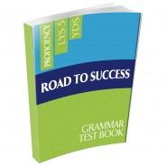Road To Success - Grammar Test Book