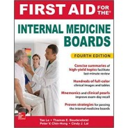 First Aid for the Internal Medicine