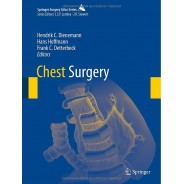 Chest Surgery (Springer Surgery Atlas Series) 2015th Edition