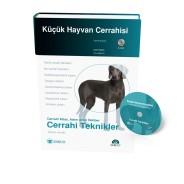 Küçük Hayvan Cerrahisi - Cerrahi Teknikler (Cerrahi Atlas, Adım Adım Rehber) Kitap + DVD