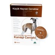 Küçük Hayvan Cerrahisi - Kansız Cerrahi (Cerrahi Atlas, Adım Adım Rehber) Kitap + DVD