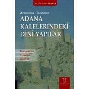 Adana Kalelerindeki Dini Yapılar