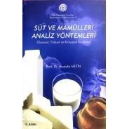 Süt ve mamülleri analiz yöntemleri