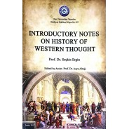 Introductory Notes On History OF Western Thought