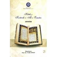 Kitab-ı Tevarih-i Al-i Osman