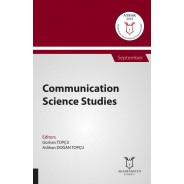 Communication Science Studies ( AYBAK 2019 Eylül )