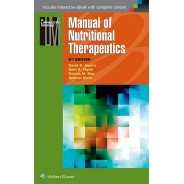 Manual of Nutritional Therapeutics (Lippincott Manual Series) Sixth Edition