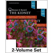 BRENNER AND RECTOR'S THE KİDNEY, 2-VOLUME SET, 10E HARDCOVER