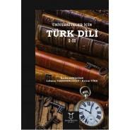 Üniversiteler İçin Türk Dili I - II