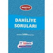 MEDİTUS SERİSİ - DAHİLİYE SORULARI / 1.Baskı