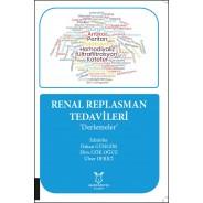 Renal Replasman Tedavileri 'Derlemeler'