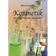 Kozmetik Ürünleri Üretim Reçeteleri