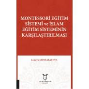 Montessori Eğitim Sistemi ve İslam Eğitim Sisteminin Karşılaştırılması