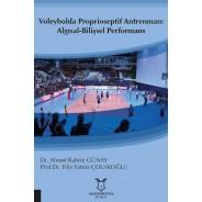 Voleybolda Proprioseptif Antrenman: Algısal-Bilişsel Performans