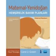 Maternal Yenidoğan Hemşirelik Bakım Planları