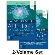 Middleton's Allergy 2-Volume Set, 9th Edition