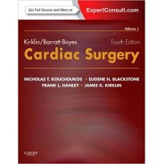 Kirklin/Barratt-Boyes Cardiac Surgery, 4th Edition