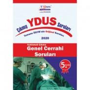 YDUS Çıkmış Soruları Genel Cerrahi ( 5.Baskı )