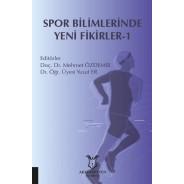 Spor Bilimlerinde Yeni Fikirler-1