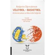 İlköğretim Öğrencilerinde Voleybol Basketbol Antrenmanları ve Nevrotik Değerler