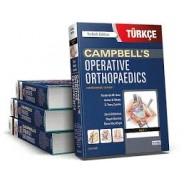 Campbell's Operative Orthopaedics 4 Cilt, Türkçesi