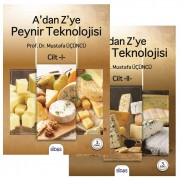 A'dan Z'ye Peynir Teknolojisi Cilt 1-2 takım