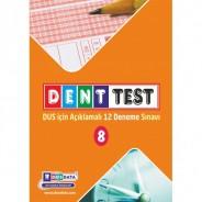 Denttest DUS İçin Açıklamalı 12 Deneme Sınavı 8. Cilt
