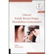 Güncel Kulak Burun Boğaz Hastalıkları Çalışmaları ( AYBAK 2020 Eylül )