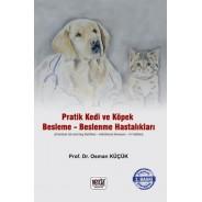 Pratik Kedi ve köpek besleme- beslenme hastalıkları