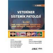 VETERİNER SİSTEMİK PATOLOJİ - Cilt 2