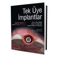 Tek üye implantlar - Ön ve Arka Bölge Çekim Yuvalarında Asgari Girişimli Yöntemler