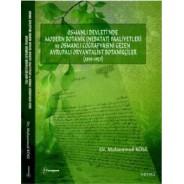 Osmanlı Devleti'nde Modern Botanik (Nebatat) Faaliyetleri