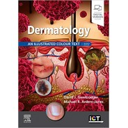 Dermatology: An Illustrated Colour Text 7th Edition